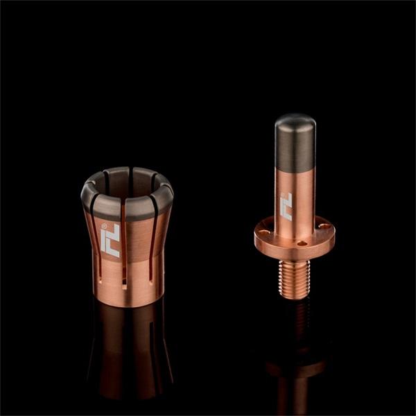 动弧钨铜合金电触头