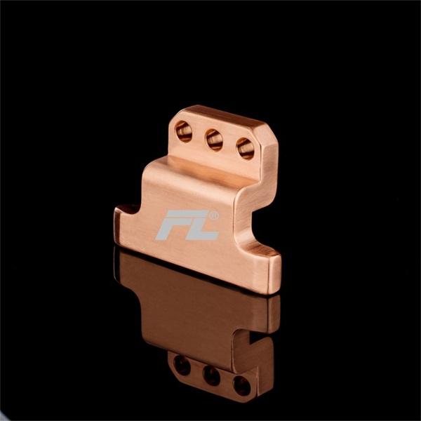 钨铜合金材料导电夹