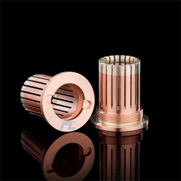 钨铜合金电触指